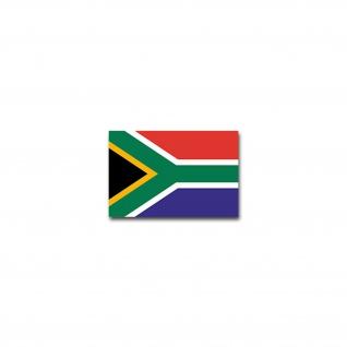 Aufkleber/Sticker Südafrika Flagge Nationalflagge Afrika Land 11x7cm A2583
