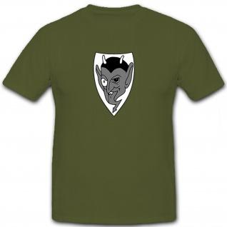 Nahaufklärungsstaffel 1 H 11 Teufelskopf - T Shirt #5663