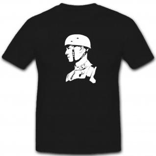 Fallschirmjäger Bundeswehr Soldat Militär - T Shirt #4139