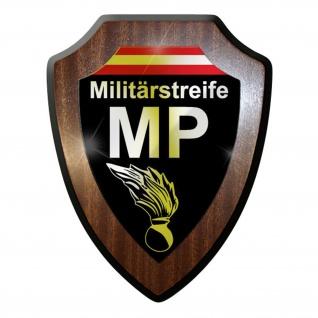 Wappenschild / Wandschild / Wappen - MP Militärstreife österreichisches #10021