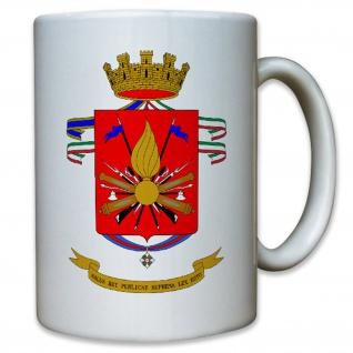 Salus Rei Publicae Sei Suprema Lex Coa Esercito Italiano Italien Tasse #13041