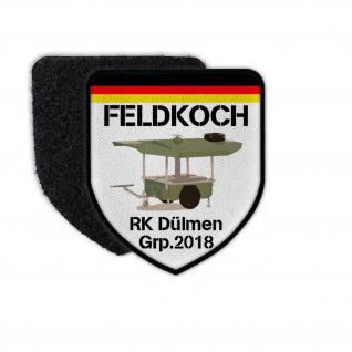 Patch Feldkoch RK Dülmen Bundeswehr RK Reservistenkameradschaft Kameraden #27166 - Vorschau