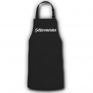 Schürze Schirrmeister BW Soldat Instandsetzung BBQ #2744