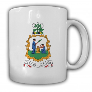 Tasse St Vincent und die Grenadinen Fahne Flagge Kaffee Becher #13920