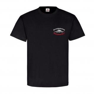 Haunebu Flugscheibe Neuschwabenland Deutschland Ufo Luftwaffe- T Shirt #8023