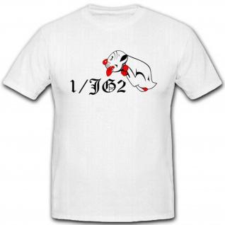 1JG 2 Jagdgeschwader WK Luftwaffe Wappen Emblem Abzeichen T Shirt #2462