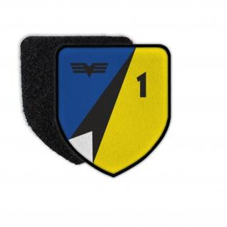 FKG 1 Flugkörpergeschwader BW Wappen Pershing I Raketen Luftwaffe Patch #31398