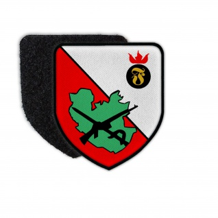 Patch Truppenübungsplatz Lehnin Wappen Abzeichen TrÜbPl Bundeswehr #33286