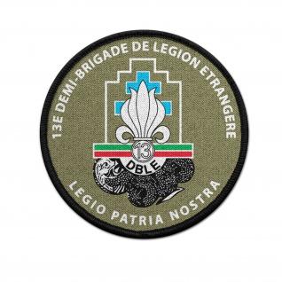 Patch 13e Demi Brigade de Légion Étrangère Infanterie Fremdenlegion #36569