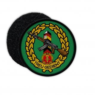 Patch DDR Grenztruppen Grenzstein AK NVA Grenze Sicherung MfNV #33154