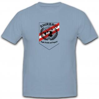 Shirbrig Schnell Flexibel Vorbereitet Militär Einheit Uno - T Shirt #7783