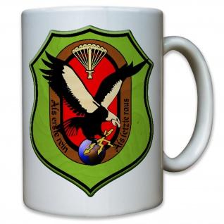 KSK Fernspäher Kommando Spezialkräfte Bundeswehr Wappen Abzeichen Tasse #12547
