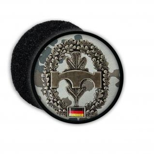 Patch Bw Pioniere Pi Abzeichen Einheit Bundeswehr Aufnäher #21304