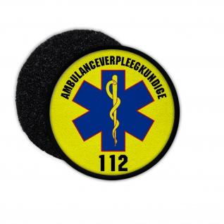 Patch Ambulanceverpleegkundige Emergency Medical #33684