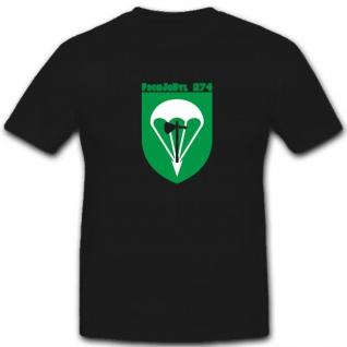 FschJgBtl 274 Fallschirmjägerbataillon Bundeswehr Wappen Einheiten T Shirt #4300
