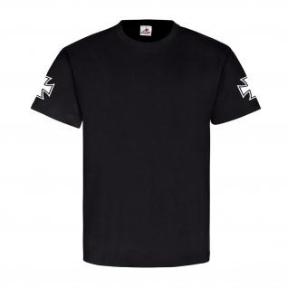 EK Balkenkreuz Bundeswehr Bw Militär Hoheitsabzeichen T Shirt #2992