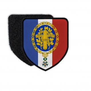 Patch République francaise 1953-1995 Légion d'honneur Wappen Abzeichen #32903