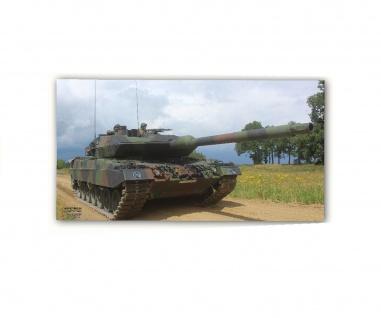 Poster M&N Pictures German Tank Leopard 2 Bundeswehr Ansicht ab30x16cm#30242