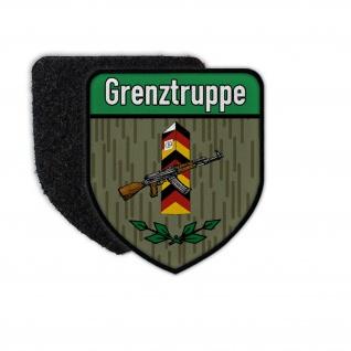 Grenztruppen NVA DDR AK Strichtarn Grenze Sicherung MfNV Patch #31418