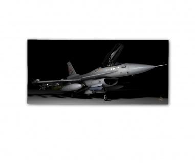 Poster rOEN911 RNoAF F-16 AM 665 Fighting Falcon RNoAF 334 ab30x14cm#30395