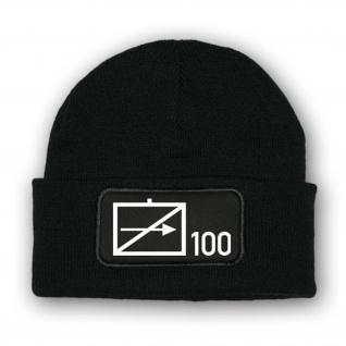 Mütze FeSpähKp 100 Fernspähkompanie Taktische Zeichen Braunschweig #20547