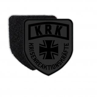 Patch KRK Kriesenreaktionskräfte Militär Wappen Abzeichen BW Verband #31248