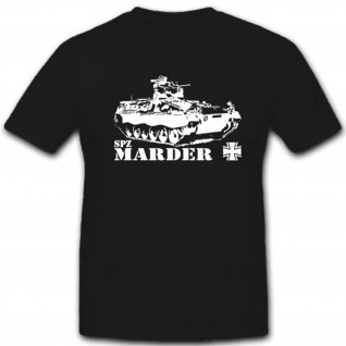 Spz Marder Schützenpanzer Marder Bundeswehr Grenadier Panzer T Shirt #3555