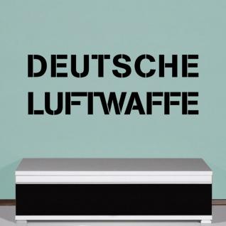 Deutsche Luftwaffe Büro Bundeswehr LW Deko 120x45cm #A4750