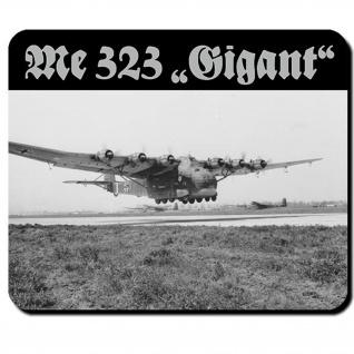 Me 323 Gigant Luftwaffe Transportflugzeug Flugzeug Flieger - Mauspad #10233