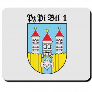 Panzerpionierbataillon Wappen Einheit Heer PzPiBtl 1 Deutschland #4413m