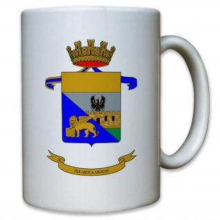 Per Ardua Ardens 2th Reggimento artiglieria terrestre Vicenza - Tasse #13048