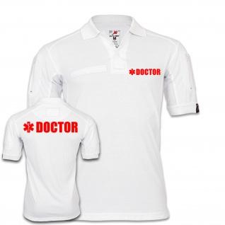 Tactical Polo Alfa Doctor Einsatz Rettungsdienst #24882