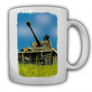 Tasse Tiger Panzer Kommandant Wh Deutschland Militär Foto Modern #20974