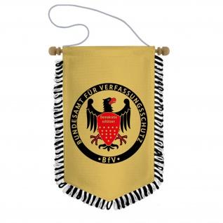 Wimpel Bundesamt für Verfassungsschutz BfV Inland Nachrichtendienst #34204