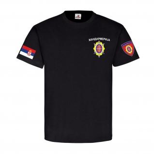 Zandarmerija Gendarmerie Serbien ???????????? Polizei Militär Einheit #22001