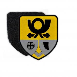 Patch Feldpost Bundeswehr BW Abzeichen Brief Auslandseinsatz Aufnäher #25287