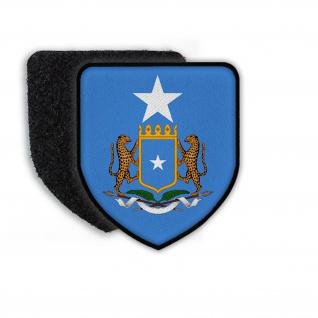 Patch Landeswappenpatch Somalia Fahne Wappen Flagge Aufnäher Stolz Heimat#21970