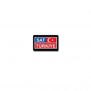 SAT Türkiye Aufkleber Türkische Armee Türkei Unterwasser Offensive 11x7cm#A3810