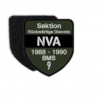 Patch Rückwertige Dienste NVA BMS Nationale Republik Volksarmee DDR #32486
