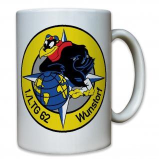 1./ LTG 62 Lufttransportgeschwader Wunstorf Bundeswehr Bw Militär - Tasse #8264