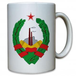 Sozialistische Republik Bosnien und Herzegowina Bosnia Flagge - Tasse #12921