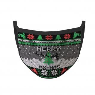 Mund Maske Marry MX Mas Master Motocross Weihnachten Cross #35671