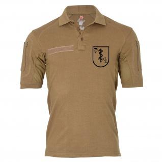 Tactical Poloshirt Alfa - Kdo Kommando SES Leer Ostfriesland Kommando #19056