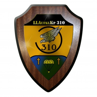 Wappenschild LLAufklKp 310 Luftlandeaufklärungsbataillon Wappen Abzeichen #8879