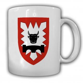 Tasse PiKp 510 Pionier Kompanie Bataillon Bundeswehr Wappen Abzeichen #20854