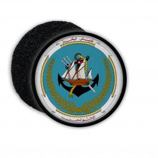 Patch Tunisian Navy marine Tunesien Army Militär Abzeichen Wappen Schiff#21771