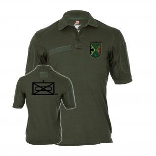 Tactical Polo 3 PzGrenBtl 908 Abzeichen Wappen Tarn Version Grenadiere #36200