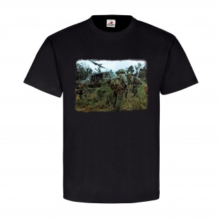 1AirCav Luft Kavallerie Vietnam Militär USA Us-Streitkräfte Marines HUEY #20935