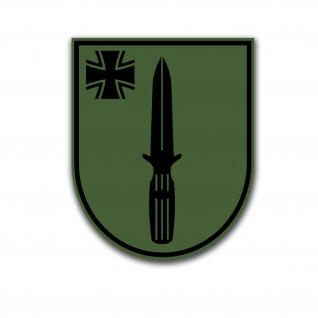 Aufkleber/Sticker SEK Wappen Sondereinsatzkommando Spezialeinheit 10x12cm A5126