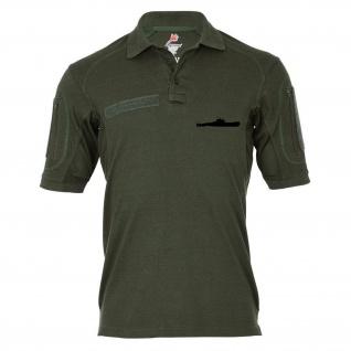Tactical Poloshirt Alfa - Stabsfeldwebel Dienstgrad Abzeichen BW Offizier #19120